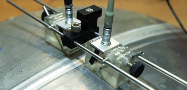 Contrôle TOFD d'un équipement sous pression (ESP)
