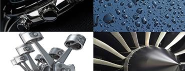 Revêtements de surface innovants : coating Sol-gel