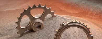 Caractérisation des poudres métalliques