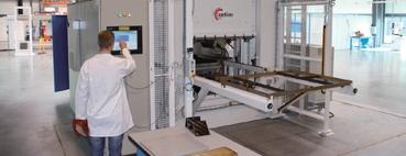 Ingénierie de fabrication de pièces et structures composites