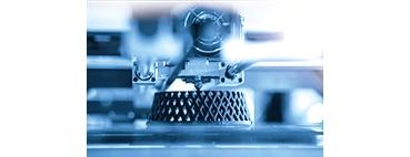 Fabrication additive : vous accompagner sur toute la chaine de valeur